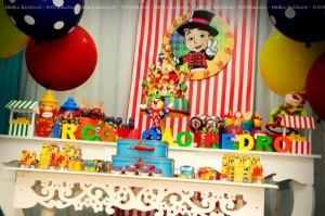 Circus themed birthday party via Kara's Party IDeas KarasPartyIdeas.com (24)