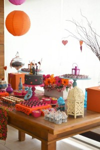 Hippie Bohemian OWL themed birthday party via Kara's Party Ideas KarasPartyIdeas.com (30)
