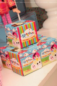 LalaLoopsy themed birthday party via Kara's Party Ideas KarasPartyIdeas.com #lalaloopsy #nanjaloopsy #birthday #party #ideas #cake #supplies #idea #favors #table #dessert (1) (5)