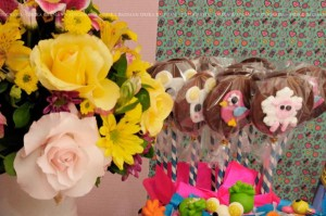 LalaLoopsy themed birthday party via Kara's Party Ideas KarasPartyIdeas.com #lalaloopsy #nanjaloopsy #birthday #party #ideas #cake #supplies #idea #favors #table #dessert (1) (2)