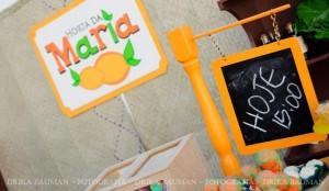 Fruit garden themed birthday party via Kara's Party Ideas! KarasPartyIdeas.com #unique #party #ideas #birthday #garden #fruit #spring #cake #cupcakes #idea (41)