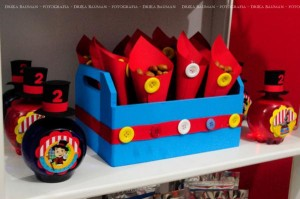 Circus themed birthday party via Kara's Party IDeas KarasPartyIdeas.com (23)