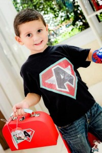 Superhero birthday party via Kara's Party Ideas | KarasPartyIdeas.com #super #hero (59)