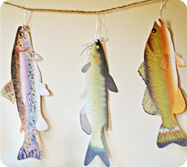 Kara 39 S Party Ideas Gone Fishin 39 Fisherman Boy Birthday