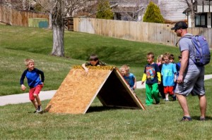 Army Camouflage Birthday Party via Kara's Party Ideas | KarasPartyIdeas.com #army #camouflage #military #party #ideas (6)