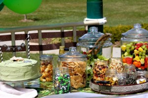 Army Camouflage Birthday Party via Kara's Party Ideas | KarasPartyIdeas.com #army #camouflage #military #party #ideas (4)
