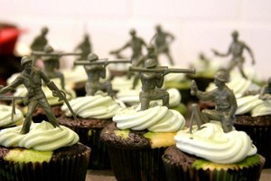Army Camouflage Birthday Party via Kara's Party Ideas | KarasPartyIdeas.com #army #camouflage #military #party #ideas (1)
