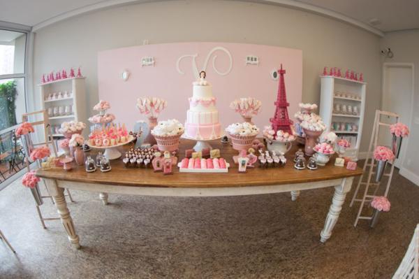 Karas Party Ideas Pink Paris French Girl Birthday