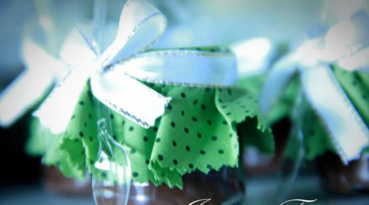 Angel themed baptism or birthday party or baby shower via Kara's Party Ideas | KarasPartyIdeas.com (1)