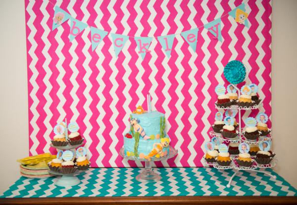 Kara 39 s party ideas nick jr 39 s bubble guppies themed 2nd birthday party planning ideas - Bubble guppie birthday ideas ...