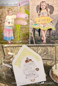 Bohemian Spring Picnic Party via Kara's Party Ideas KarasPartyIdeas.com (1)