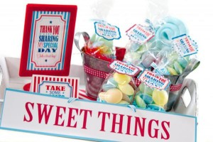 Boy themed Sweet Shoppe Candy Shop party via Kara's Party Ideas KarasPartyIdeas.com #candy #shoppe #shop #sweet #boy #birthday #party (7)