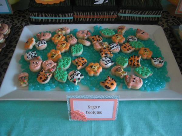 Jungle Safari Party via Kara's Party Ideas | KarasPartyIdeas.com #jungle #safari #animal #wild #child #party #ideas (23)