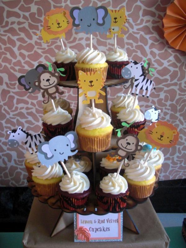 Jungle Safari Party via Kara's Party Ideas | KarasPartyIdeas.com #jungle #safari #animal #wild #child #party #ideas (20)