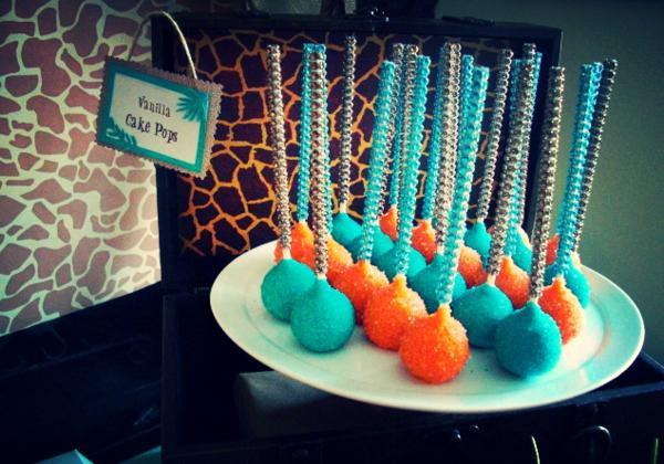 Jungle Safari Party via Kara's Party Ideas | KarasPartyIdeas.com #jungle #safari #animal #wild #child #party #ideas (19)