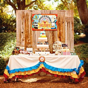 Vintage Donald Duck County Fair Party via Kara's Party Ideas   KarasPartyIdeas.com #vintage #donald #duck #county #fair #party (83)