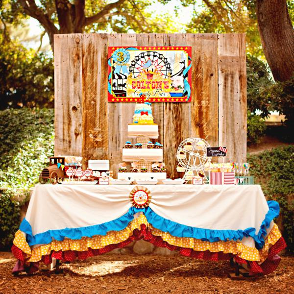 Vintage Donald Duck County Fair Party via Kara's Party Ideas | KarasPartyIdeas.com #vintage #donald #duck #county #fair #party (83)