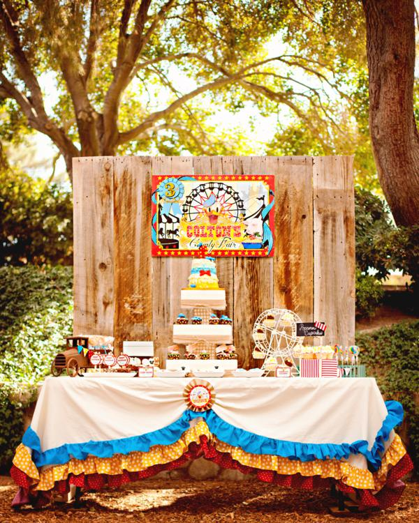Vintage Donald Duck County Fair Party via Kara's Party Ideas | KarasPartyIdeas.com #vintage #donald #duck #county #fair #party (84)