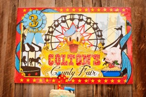 Vintage Donald Duck County Fair Party via Kara's Party Ideas | KarasPartyIdeas.com #vintage #donald #duck #county #fair #party (81)