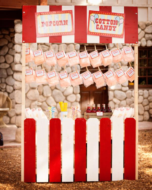 Vintage Donald Duck County Fair Party via Kara's Party Ideas | KarasPartyIdeas.com #vintage #donald #duck #county #fair #party (68)