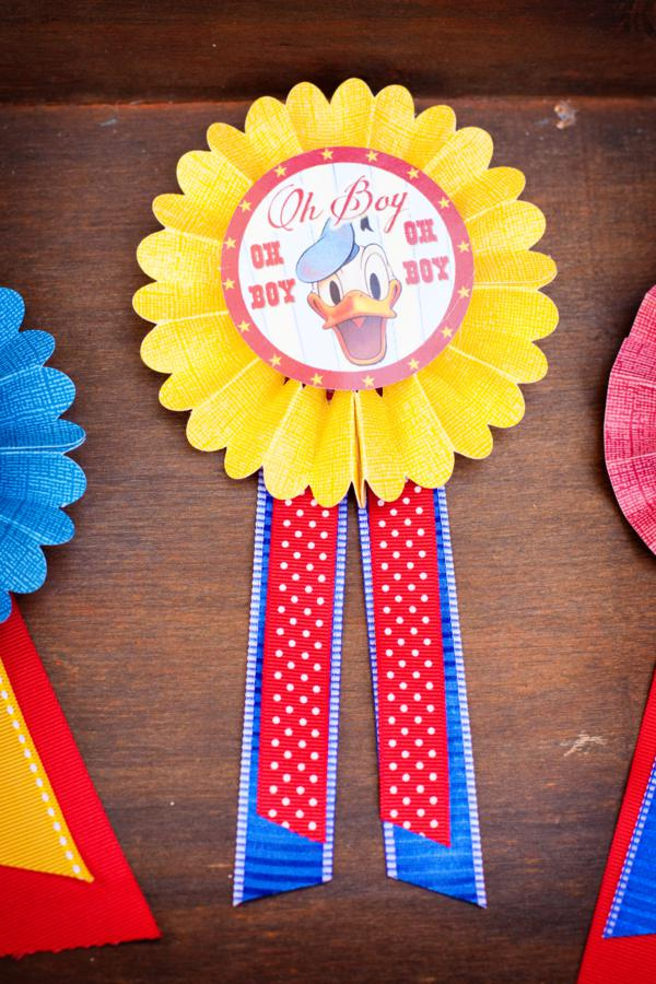 Vintage Donald Duck County Fair Party via Kara's Party Ideas | KarasPartyIdeas.com #vintage #donald #duck #county #fair #party (41)