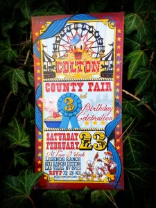 Vintage Donald Duck County Fair Party via Kara's Party Ideas | KarasPartyIdeas.com #vintage #donald #duck #county #fair #party (32)