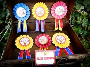 Vintage Donald Duck County Fair Party via Kara's Party Ideas | KarasPartyIdeas.com #vintage #donald #duck #county #fair #party (22)