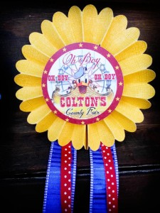 Vintage Donald Duck County Fair Party via Kara's Party Ideas | KarasPartyIdeas.com #vintage #donald #duck #county #fair #party (21)