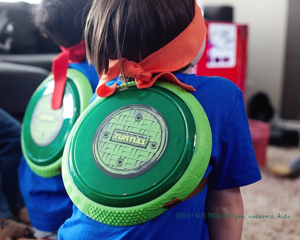 Teenage Mutant Ninja Turtle themed birthday party planning ideas via Kara's Party Ideas | KarasPartyIdeas.com #teenage #ninja #turtle #party #ideas #supplies #decorations #idea (13)