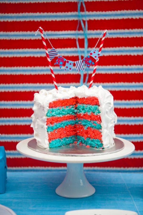 Dr. Seuss Party via Kara's Party Ideas | KarasPartyIdeas.com #Seuss #birthday #party #ideas (18)