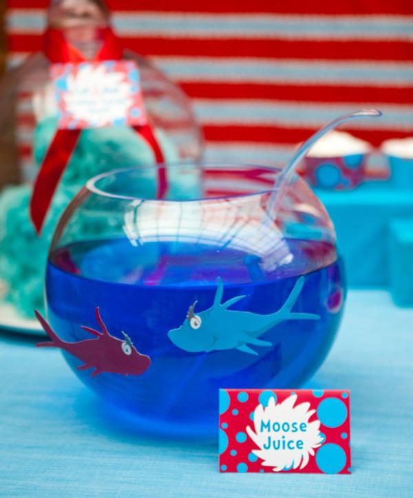 Dr. Seuss Party via Kara's Party Ideas | KarasPartyIdeas.com #Seuss #birthday #party #ideas (13)
