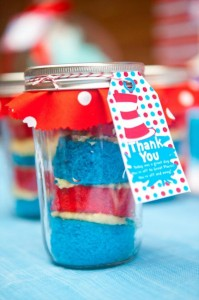 Dr. Seuss Party via Kara's Party Ideas | KarasPartyIdeas.com #Seuss #birthday #party #ideas (11)