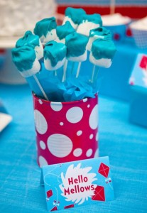 Dr. Seuss Party via Kara's Party Ideas | KarasPartyIdeas.com #Seuss #birthday #party #ideas (4)