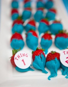 Dr. Seuss Party via Kara's Party Ideas | KarasPartyIdeas.com #Seuss #birthday #party #ideas (7)