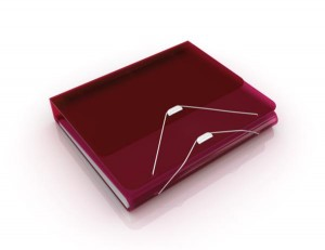 Duo Binder Organizer Folder 3 ring Filing system via Kara's Party Ideas | KarasPartyIdeas.com (21)