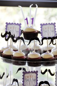 SMASH themed Scrapbooking birthday party via Kara's Party Ideas KarasPartyIdeas.com #scrapbooking #party #ideas #get #together #girls #night #birthday #theme #supplies #shop #idea (16)