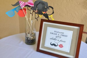 SMASH themed Scrapbooking birthday party via Kara's Party Ideas KarasPartyIdeas.com #scrapbooking #party #ideas #get #together #girls #night #birthday #theme #supplies #shop #idea (13)
