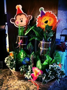 Jungle Safari Party via Kara's Party Ideas | KarasPartyIdeas.com #jungle #safari #animal #wild #child #party #ideas (2)
