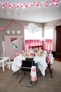 Pizzeria Little Chef themed pizza party via Kara's Birthday Party Ideas KarasPartyIdeas.com #little #chef #pizza #pizzeria #themed #boy #party #ideas #cake #idea #printables #supplies #decorations #kids #activities #favors (144)