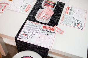 Pizzeria Little Chef themed pizza party via Kara's Birthday Party Ideas KarasPartyIdeas.com #little #chef #pizza #pizzeria #themed #boy #party #ideas #cake #idea #printables #supplies #decorations #kids #activities #favors (140)