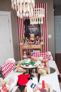 Pizzeria Little Chef themed pizza party via Kara's Birthday Party Ideas KarasPartyIdeas.com #little #chef #pizza #pizzeria #themed #boy #party #ideas #cake #idea #printables #supplies #decorations #kids #activities #favors (133)