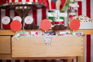 Pizzeria Little Chef themed pizza party via Kara's Birthday Party Ideas KarasPartyIdeas.com #little #chef #pizza #pizzeria #themed #boy #party #ideas #cake #idea #printables #supplies #decorations #kids #activities #favors (113)