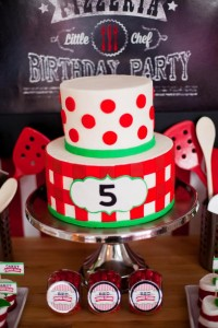 Pizzeria Little Chef themed pizza party via Kara's Birthday Party Ideas KarasPartyIdeas.com #little #chef #pizza #pizzeria #themed #boy #party #ideas #cake #idea #printables #supplies #decorations #kids #activities #favors (109)