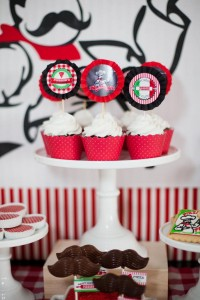 Pizzeria Little Chef themed pizza party via Kara's Birthday Party Ideas KarasPartyIdeas.com #little #chef #pizza #pizzeria #themed #boy #party #ideas #cake #idea #printables #supplies #decorations #kids #activities #favors (101)