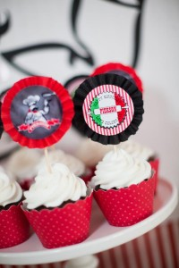 Pizzeria Little Chef themed pizza party via Kara's Birthday Party Ideas KarasPartyIdeas.com #little #chef #pizza #pizzeria #themed #boy #party #ideas #cake #idea #printables #supplies #decorations #kids #activities #favors (98)