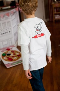 Pizzeria Little Chef themed pizza party via Kara's Birthday Party Ideas KarasPartyIdeas.com #little #chef #pizza #pizzeria #themed #boy #party #ideas #cake #idea #printables #supplies #decorations #kids #activities #favors (51)