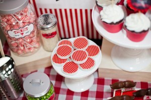 Pizzeria Little Chef themed pizza party via Kara's Birthday Party Ideas KarasPartyIdeas.com #little #chef #pizza #pizzeria #themed #boy #party #ideas #cake #idea #printables #supplies #decorations #kids #activities #favors (40)