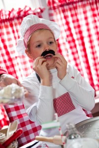 Pizzeria Little Chef themed pizza party via Kara's Birthday Party Ideas KarasPartyIdeas.com #little #chef #pizza #pizzeria #themed #boy #party #ideas #cake #idea #printables #supplies #decorations #kids #activities #favors (31)