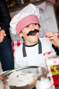 Pizzeria Little Chef themed pizza party via Kara's Birthday Party Ideas KarasPartyIdeas.com #little #chef #pizza #pizzeria #themed #boy #party #ideas #cake #idea #printables #supplies #decorations #kids #activities #favors (30)