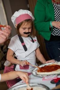 Pizzeria Little Chef themed pizza party via Kara's Birthday Party Ideas KarasPartyIdeas.com #little #chef #pizza #pizzeria #themed #boy #party #ideas #cake #idea #printables #supplies #decorations #kids #activities #favors (28)